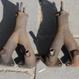 Inlaatspruitstukken type 4 motor