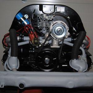 motor kever of bus 1641 cc gereviseerd